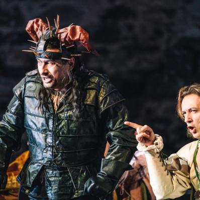 Dalibor Jenis & Ivan Magri - Rigoletto par David McVicar