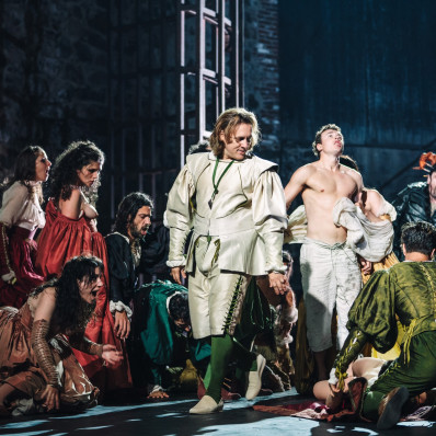 Ivan Magri - Rigoletto par David McVicar