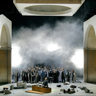 Andreas Schager - Parsifal par Uwe-Eric Laufenberg à Bayreuth