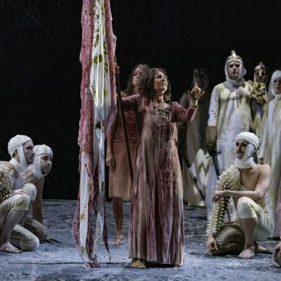 Patrizia Ciofi dans Jeanne d'Arc