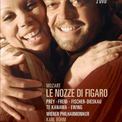 Les Noces de Figaro par Jean-Pierre Ponnelle