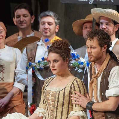 Louise Alder & Philippe Sly - Les Noces de Figaro par Jean-Pierre Ponnelle