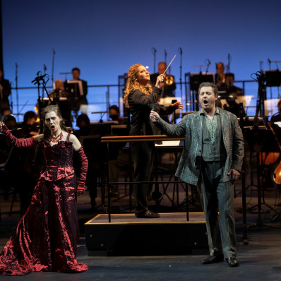 Patrizia Ciofi & Dmitry Korchak - La Traviata par Gianni Santucci