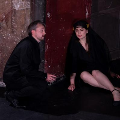 Tobias Westman & Andrea Cueva Molnar - Le Viol de Lucrèce par Jeanne Candel