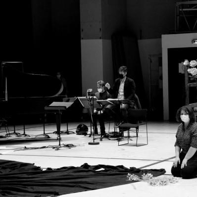 Le Viol de Lucrèce par Jeanne Candel