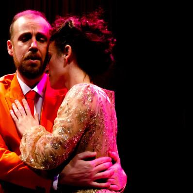 Mathieu Dubroca & Marion Tassou - Le Diable à Paris par Edouard Signolet