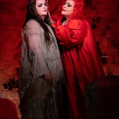 Ricarda Merbeth & Violeta Urmana - Elektra par Michel Fau