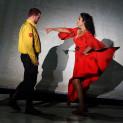 Daniel Johansson et Gaëlle Arquez - Carmen par Kasper Holten à Brégence