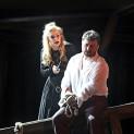 Ruxandra Donose et Marc Laho dans Norma