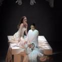 Philippe Talbot, Gaëlle Arquez et Julie Fuchs dans Le Comte Ory