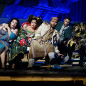 Teresa Iervolino, Bianca Tognocchi, Adrian Sâmpetrean, Edgardo Rocha & Omar Montanari - L'Italienne à Alger par David Hermann