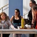 Milena Storti (Blanche), Daniela Cappiello (Sophie), Eleonora Vacchi (Rachel) Erika Beretti (Sabine) et Sofia Pavone (Arielle) - 7 Minuti