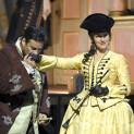 Photo d'Alvarez et Gheorghiu dans Adriana Lecouvreur