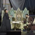 Photo d'Alvarez et D'Intino dans Adriana Lecouvreur