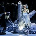 Michael Gniffke et Camilla Nylund - Lohengrin par Yuval Sharon à Bayreuth