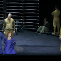 Stephen Gould, Petra Lang, Raimund Nolte et Georg Zeppenfeld - Tristan et Isolde par Katharina Wagner à Bayreuth