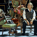 Michael Volle - Les Maîtres Chanteurs de Nuremberg par Barrie Kosky à Bayreuth