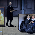 Johannes Martin Kränzle, Camilla Nylund et Klaus Florian Vogt - Les Maîtres Chanteurs de Nuremberg par Barrie Kosky à Bayreuth