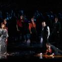 Ekaterina Bakanova, Quinn Kelsey et René Barbera - La Traviata par Paco Azorín
