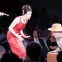 Catherine Backhouse - Italienne à Alger au Festival de la Vézère