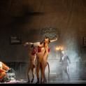 Marcel Beekman (Aristée / Pluton), Kathryn Lewek (Eurydice), Max Hopp (John Styx), Dancers - Orphée aux Enfers par Barrie Kosky
