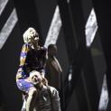 Erika Sunnegårdh et Lauri Vasar - Lear par Calixto Bieito