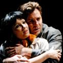 Anna Netrebko (Manon) et Roberto Alagna (le Chevalier des Grieux) dans Manon