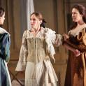 Hartig, Lindsey et Dehn dans les Noces de Figaro