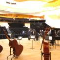 Concert confiné à huis clos à la Philharmonie de Paris