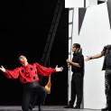 Philippe Talbot, Philippe Estèphe & Paolo Bordogna - Le Barbier de Séville par Rafael R. Villalobos