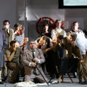 Boaz Daniel - Rigoletto par Stephen Langridge
