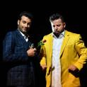 Ramé Lajah et Gezim Myshketa dans Rigoletto par Marie-Eve Signeyrole