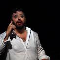 Gezim Myshketa dans Rigoletto par Marie-Eve Signeyrole