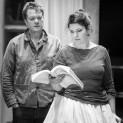 Spence et Lehmkuhl en répétition des Maîtres Chanteurs de Nüremberg