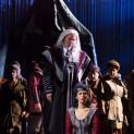 Orlin Anastassov et Na'ama Goldman dans Nabucco