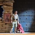 Luc Robert et Aurore Ugolin dans Carmen par Daniel Benoin