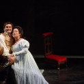 Angelo Villari et Maria Katzarava - Tosca par Pier-Francesco Maestrini