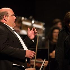 Gerhard Siegels et Gun-Brit Barkmin - Salome de Strauss