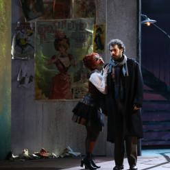La Bohème par Paul-Émile Fourny - Gabrielle Philiponet et Régis Mengus