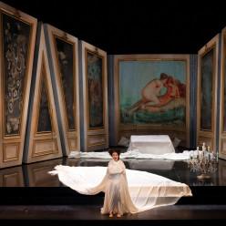 Davit Babayants et Ulyana Aleksyuk dans Rigoletto