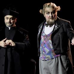 Luca Casalin & Alberto Mastromarino - Adriana Lecouvreur par Davide Livermore