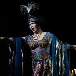 Barbara Frittoli - Adriana Lecouvreur par Davide Livermore