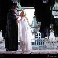 Ludovic Tézier & Diana Damrau - Les Puritains par Emilio Sagi