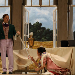 Jonathan Boyd & Julie Robard-Gendre - Eugène Onéguine par Pénélope Bergeret