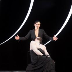 Thomas Johannes Mayer (Jochanaan) et Ausrine Stundyte (Salomé) - Salomé par Hans Neuenfels