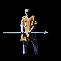 Evgeny Nikitin (Klingsor) - Parsifal par Richard Jones