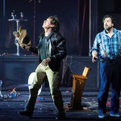 Simon Keenlyside & David Stout - Don Giovanni par David Bösch