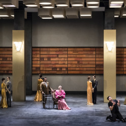 Mikhail Kazakov, Ekaterina Morozova & Bogdan Baciu - Eugène Onéguine par Frederic Wake-Walker