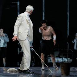 Aušrinė Stundytė - L'Ange de feu par Mariusz Treliński