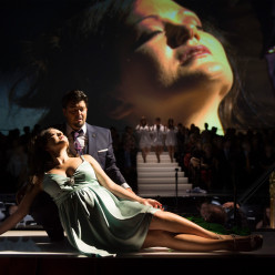 Julie Fuchs, Emiliano Gonzalez-Toro - Le Couronnement de Poppée par Calixto Bieito